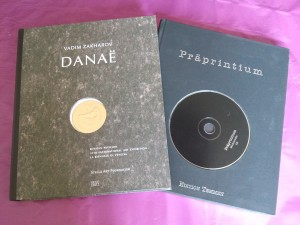 "Vadim Zakharov ""Danae""; Günter Hirt, Sascha Wonders ""Präprintium""."