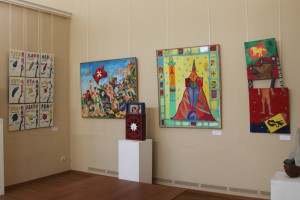 Museum für Andere Kunst, Moskau (Foto: Yulia Lebedeva)