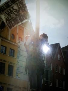 Abi 1997, Marktplatz Schwerin